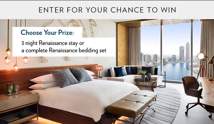 Collect Renaissance Europe Sweepstakes