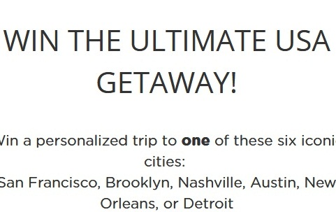FEED Travel Sweepstakes