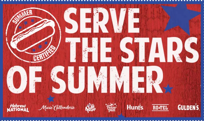 Stars Of The Summer Sweepstakes