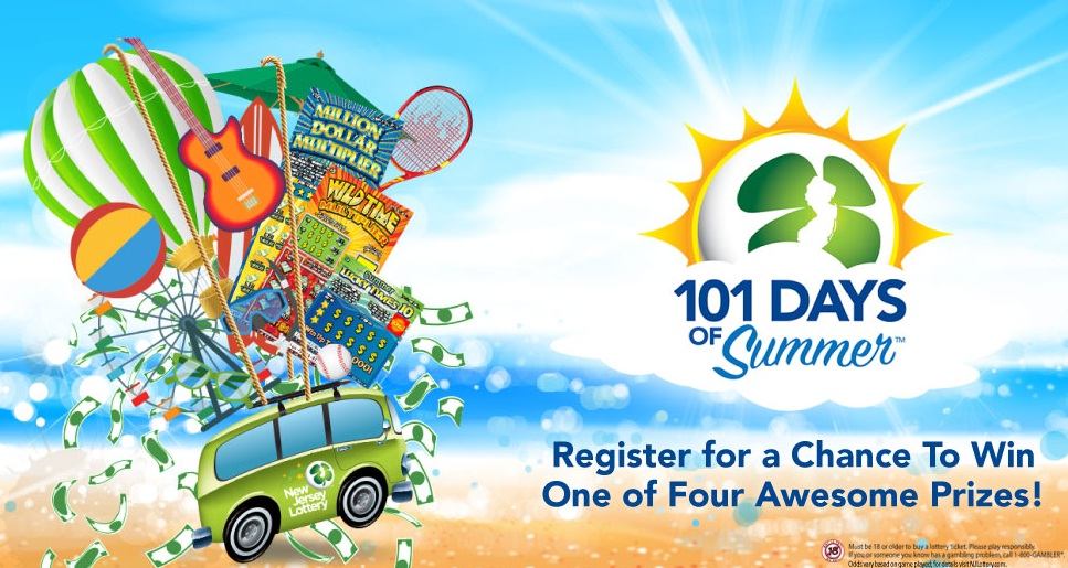 101 Days Of Summer Sweepstakes
