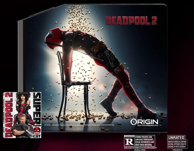 Origin Pc Deadpool 2 Sweepstakes
