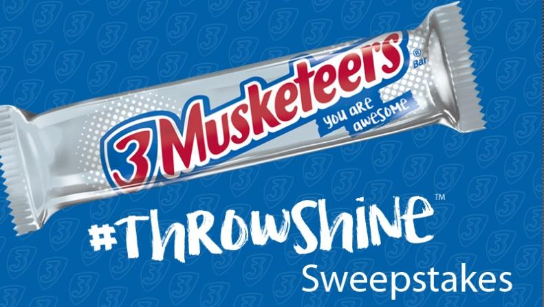 Throw Shine Sweepstakes