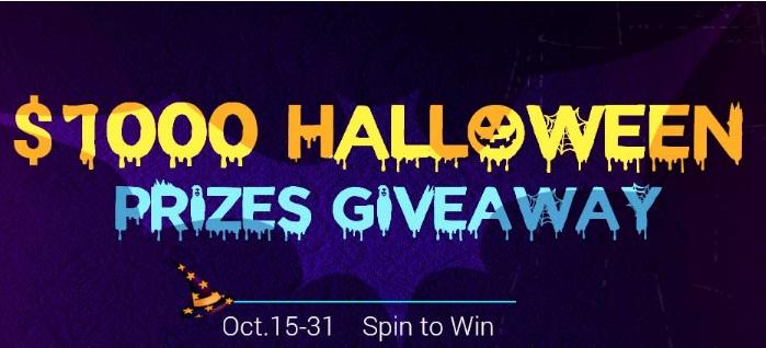 Rebatest $1000 Halloween Prizes Giveaway