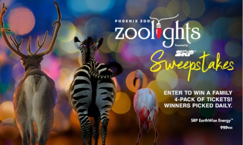 ABC 15 ZooLights Sweepstakes