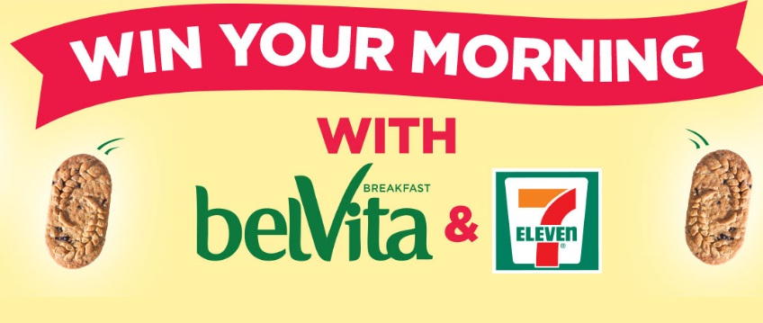 Win Your Morning With belVita And 7 Eleven Instant Win Game
