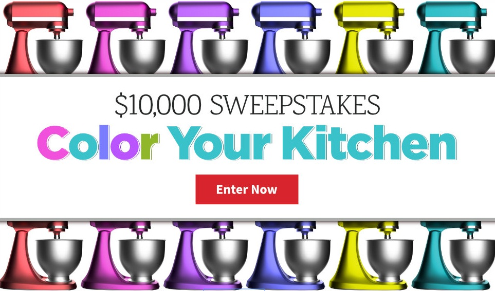 Allrecipes $10,000 Sweepstakes