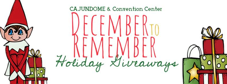 December To Remember Holiday Giveaway