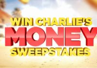 Warner Bros Two And A Half Men Win Charlie Money Sweepstakes
