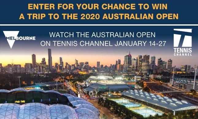 KUTV Australian Open Trip Giveaway