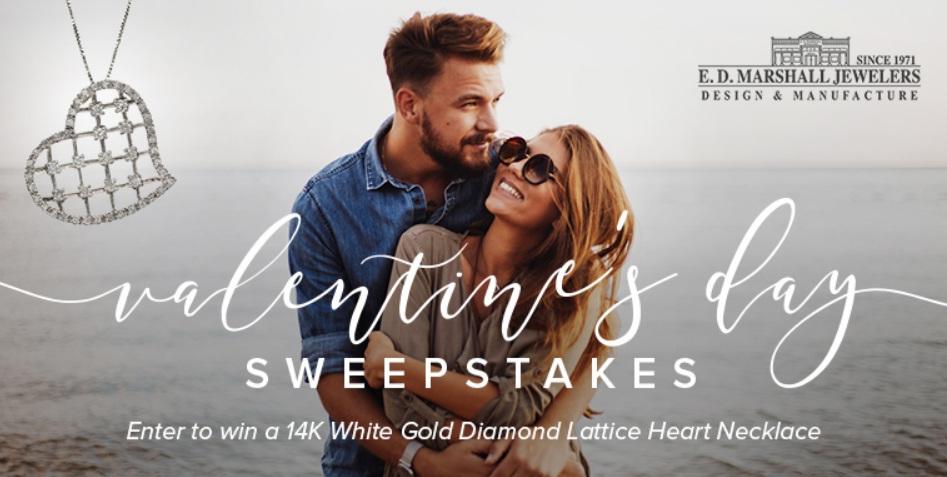 ABC15 Arizona E.D. Marshall Jewelers Valentines Day Sweepstakes