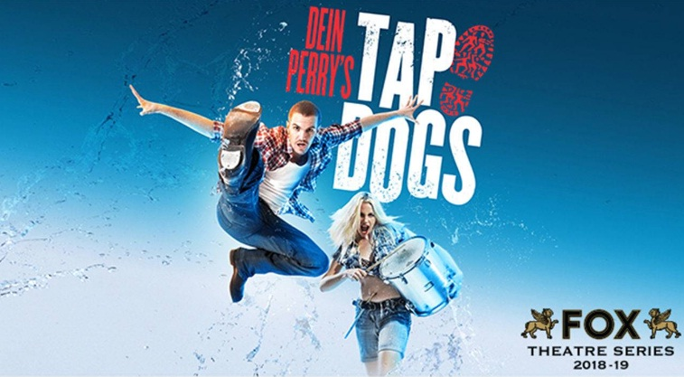Click On Detroit Tap Dogs At Fox Theatre Tickets Contest