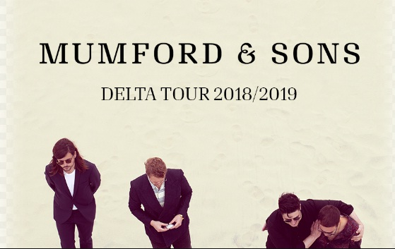 Mumford And Sons 2019 Sweepstakes