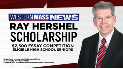 WGGB And Meredith Corporation Ray Hershel Scholarship Contest