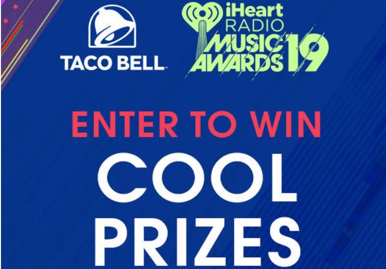 iHeartRadio Taco Bell Best Fan Army Sweepstakes