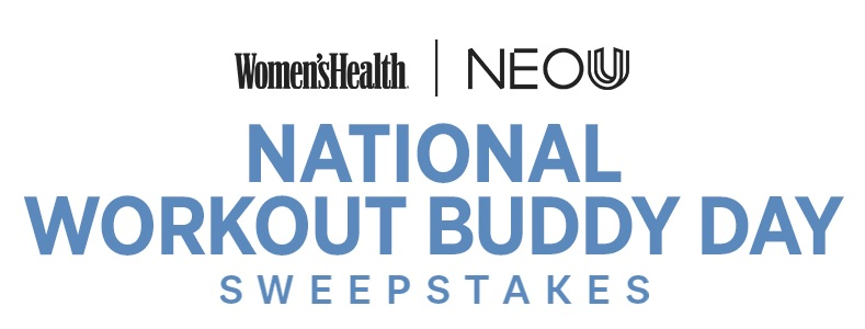 National Workout Buddy Day Sweepstakes