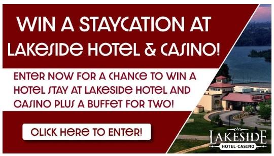 Lakeside Hotel & Casino Sweepstakes