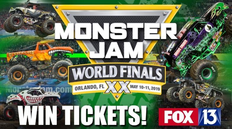 Monster Jam World Finals Contest