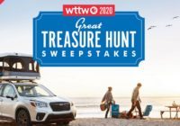 WTTW 2020 Great Treasure Hunt Sweepstakes