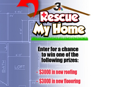 2019 Rescue My Home Sweepstakes
