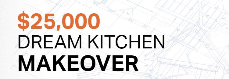 $25000 Ty Pennington Kitchen Makeover Sweepstakes