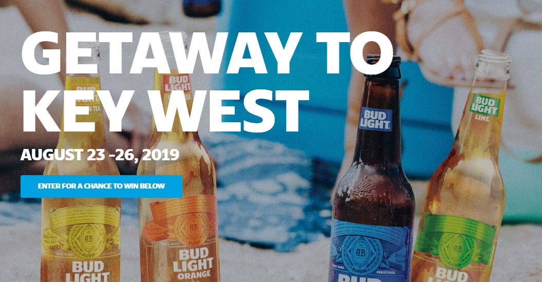 Getaway To Key West Sweepstakes