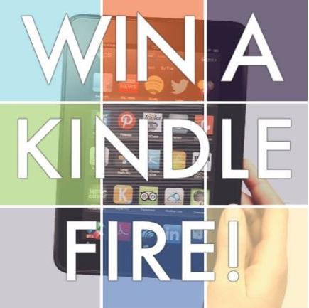 Just Kindle Books Kindle Fire HD 10 Giveaway