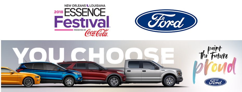 2020 Ford Vehicle Sweepstakes