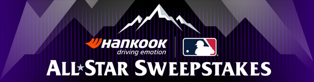 MLB Hankook Tire All-Star Sweepstakes