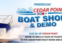 Cedar Point Boat Show And Demo Sweepstakes