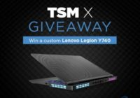 Lenovo Legion X TSM 10th Anniversary Giveaway