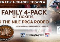 NILE Rodeo Sweepstakes