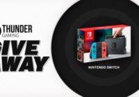 Thunder Gaming Nintendo Switch Giveaway