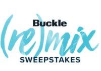 Buckle Remix Sweepstakes
