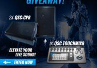 ProAudioStar QSC Gear Giveaway