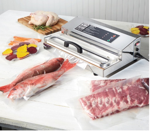 Weston Pro-2600 Vacuum Sealer Giveaway