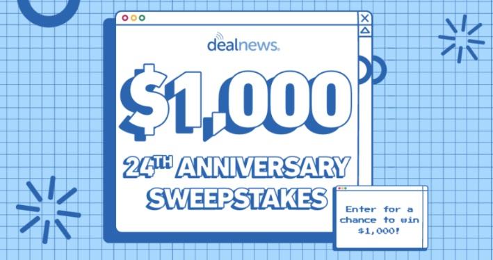 DealNews.com April Sweepstakes