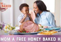 HoneyBaked Ham Worlds Best Mom Sweepstakes