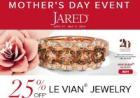 LE VIAN LOVE Mothers Day Event Giveaway