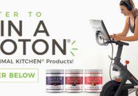 Primal Kitchen Exercise Bike Sweepstakes