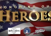 Brown Distributing Honoring Our Heroes Sweepstakes