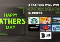 Legacy Church Fathers Day Giveaway