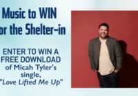 Music To Win For The Shelter-In II Sweepstakes
