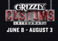 My Grizzly Customs Instant Win Game Sweepstakes