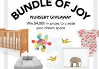 Propitious Jackson Bundle Of Joy Nursery Giveaway