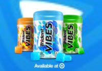 TRIDENT VIBES Gum Target Find Your Vibe Sweepstakes