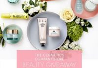 Tanger Outlets The Cosmetics Company Store Giveaway