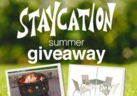 Weismarket Summer Staycation Sweepstakes
