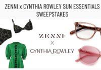 Zenni Optical Cynthia Rowley Sweepstakes