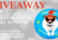 Dog Tipper Christmas In July Sweepstakes