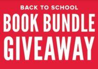 Half Price Books Back To School Book Bundle Giveaway
